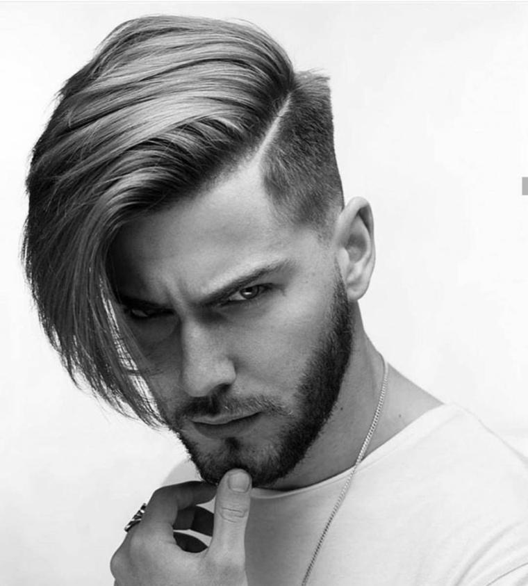 cheveux-long-homme-mode-idées-options-mode-style