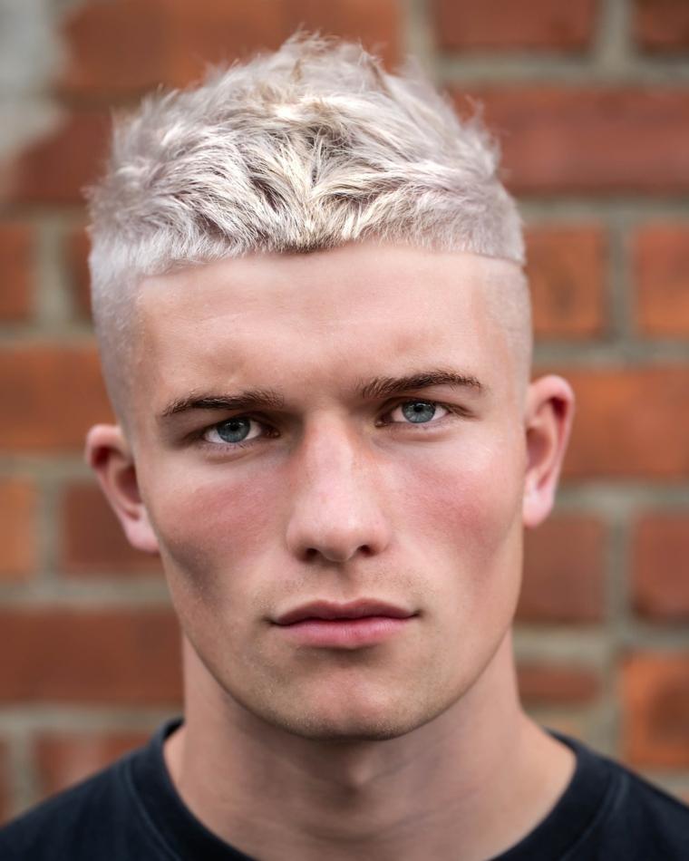 coupes de cheveux homme 2019-combinaison-cheveux-blonde