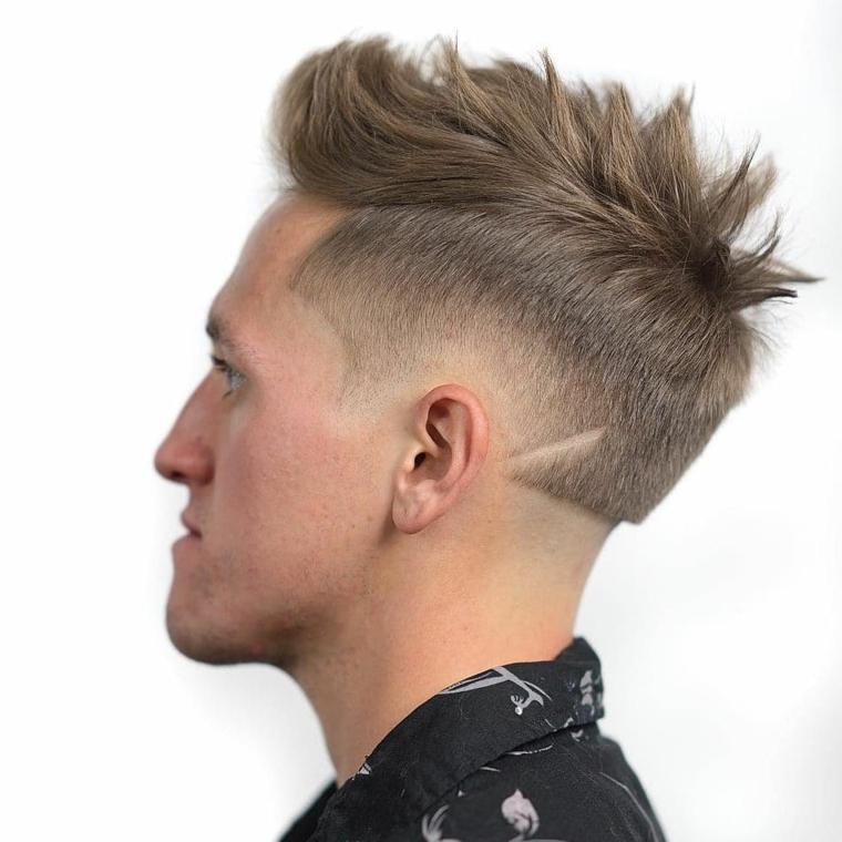 coupes de cheveux-homme-2019-quiff