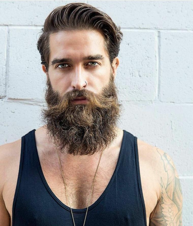 homme-barbe-idées-cheveux-coupés
