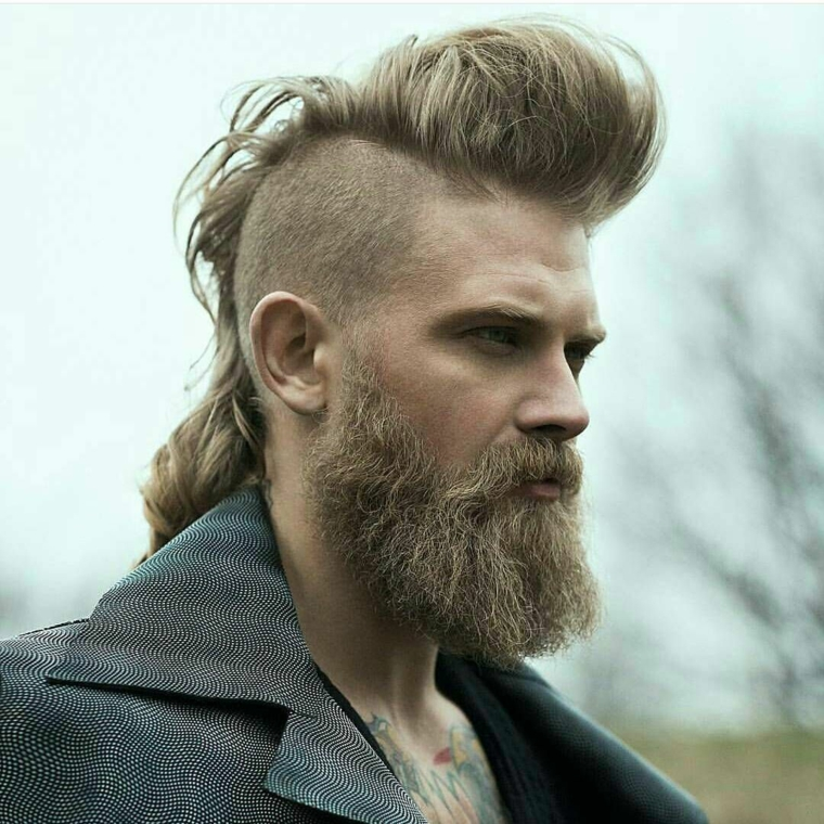 barbe-long-rasage-cheveux