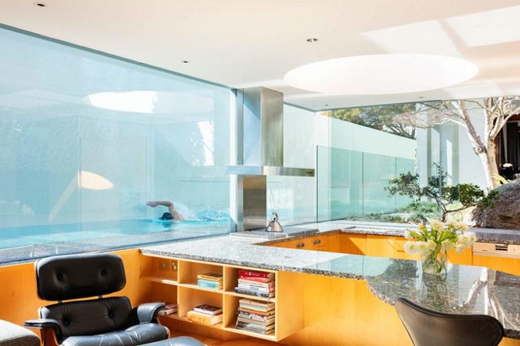 meuble en cristal