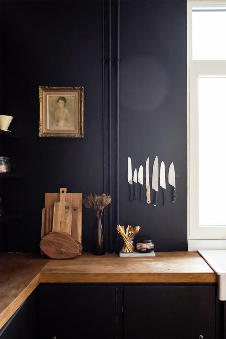 Repositionnez vos ustensiles de cuisine en art