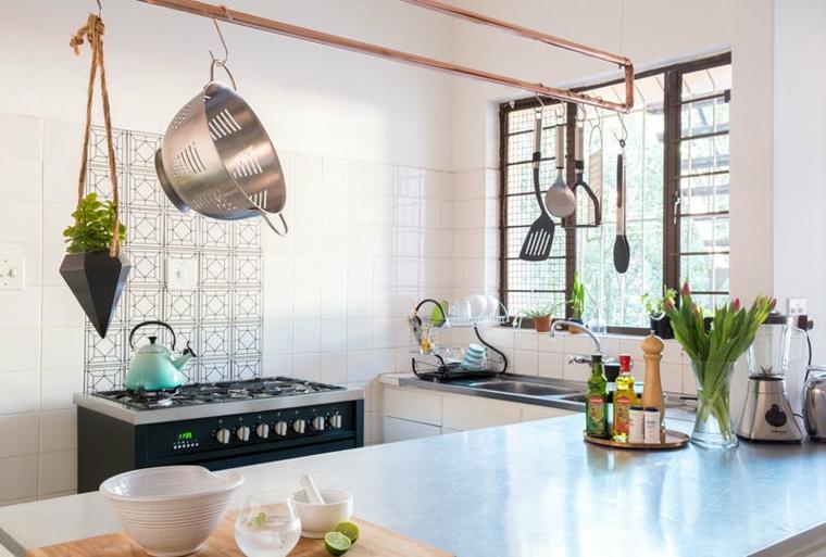 petites cuisines modernes