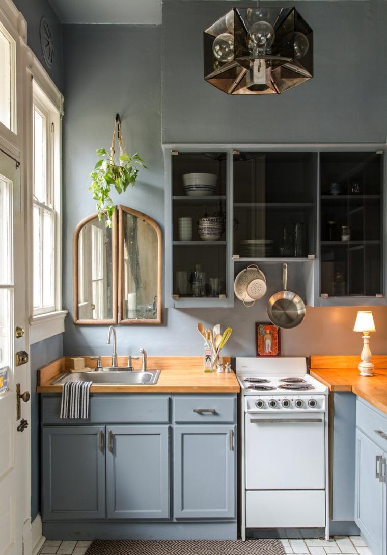 Idées pour les petites cuisines