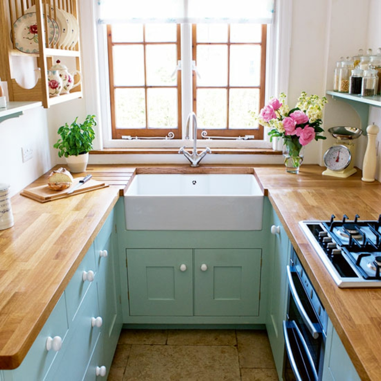 Design-petites cuisines