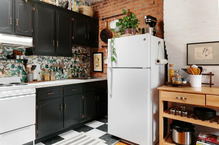 Styles pour petites cuisines