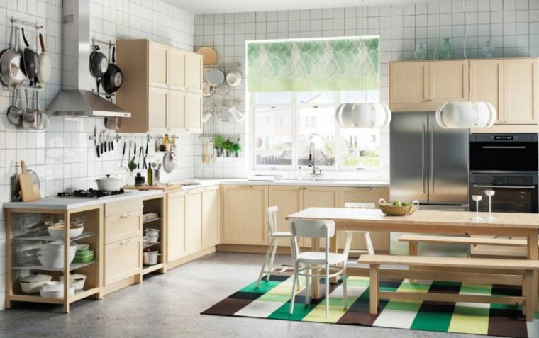cuisines de style ikea moderne