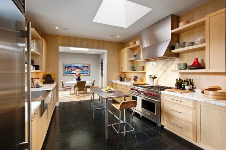 cuisines-ikea-style contemporain