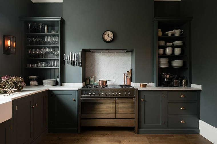 cuisine contemporaine de deVOL Kitchens