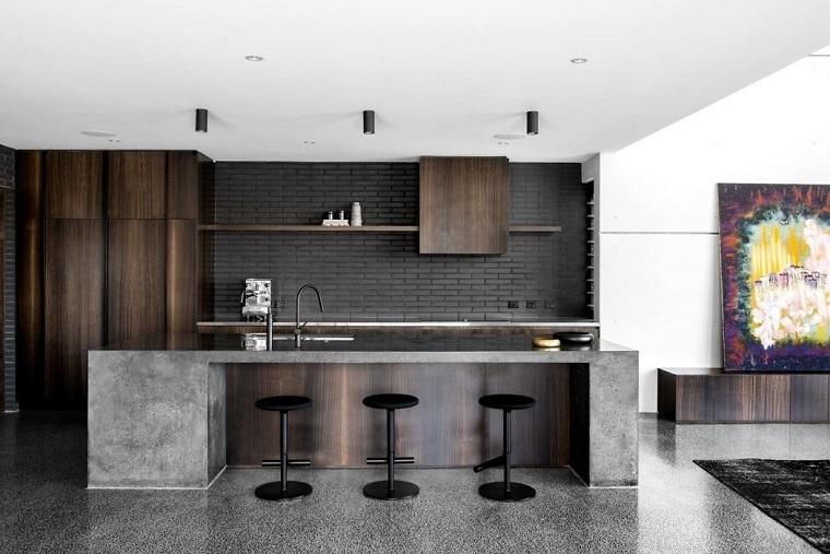 cuisines-moderne-avec-île-dah-architecture