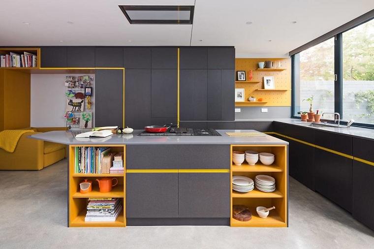 cuisines-modernes-avec-ilot-design-fraher-architectes