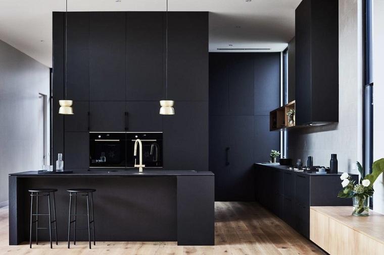 cuisines-moderne-avec-île-vie-groupe-espaces