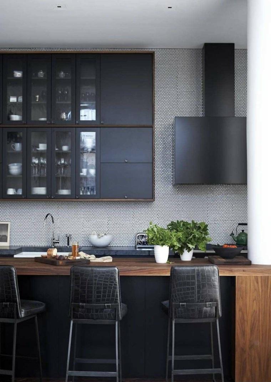 cuisines-comptoirs-bois-options noires