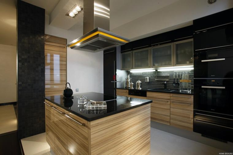 cuisine-noir-bois-options-design-interieur