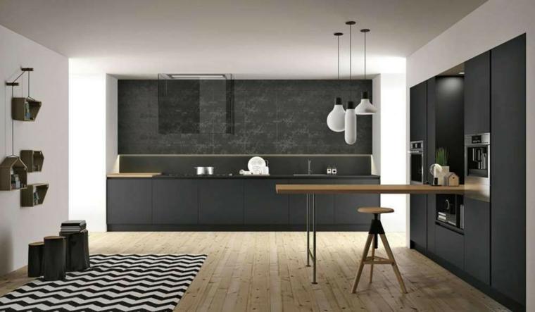 cuisines-maison-noire-design-Alessandro-Iovino