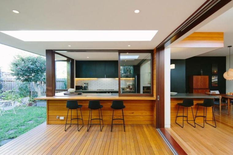 cuisines-maison-noire-design-davis-architectes