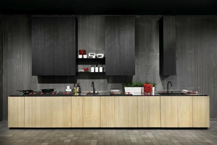 cuisines-maison-noire-design-elements-materiaux