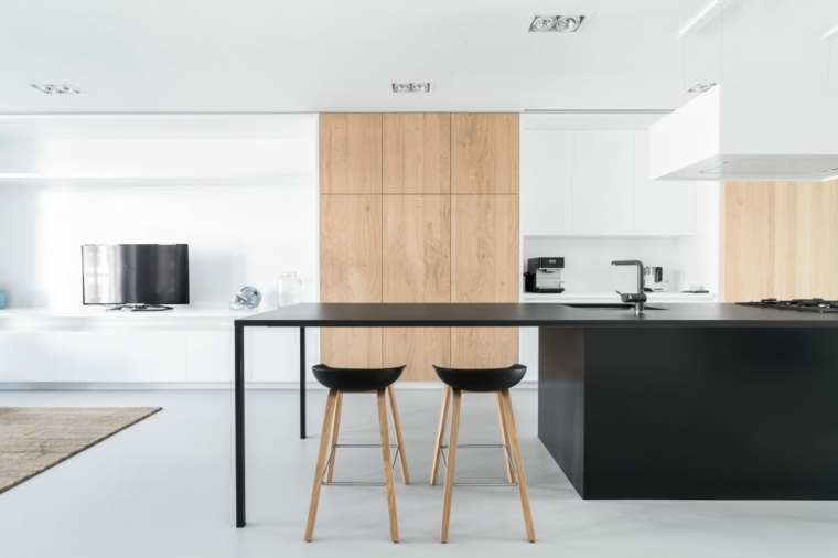 cuisines-black-ideas-island-design-i29-architectes dintérieur