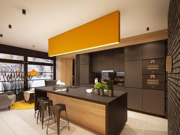 cuisine-noir-detail-wood-island