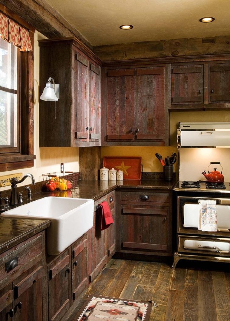 cuisine conçue par les architectes rmt