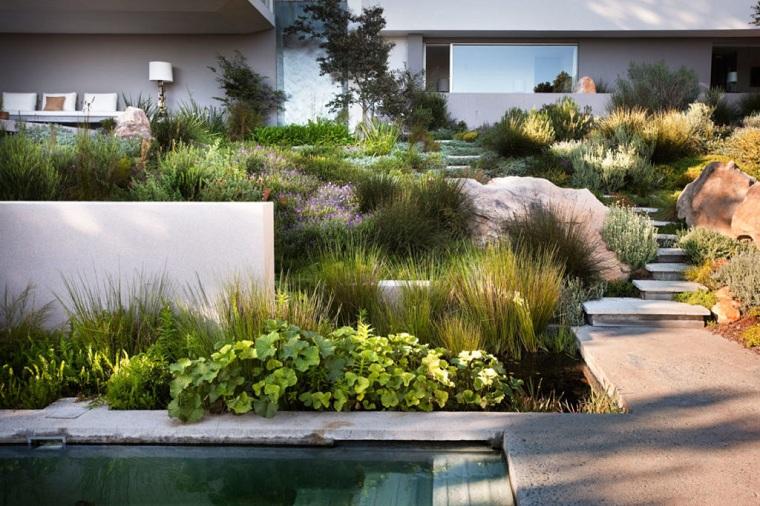 chemin-dalles-eau-jardin