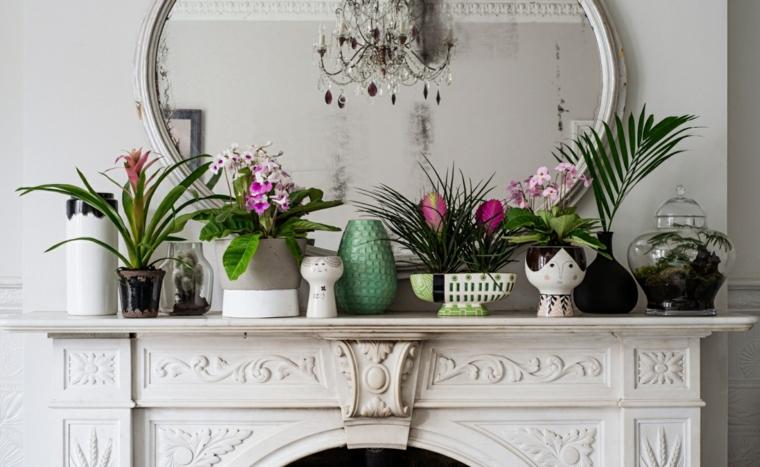 fleurs-beau-interieur-maison-idees-decorer-cheminee
