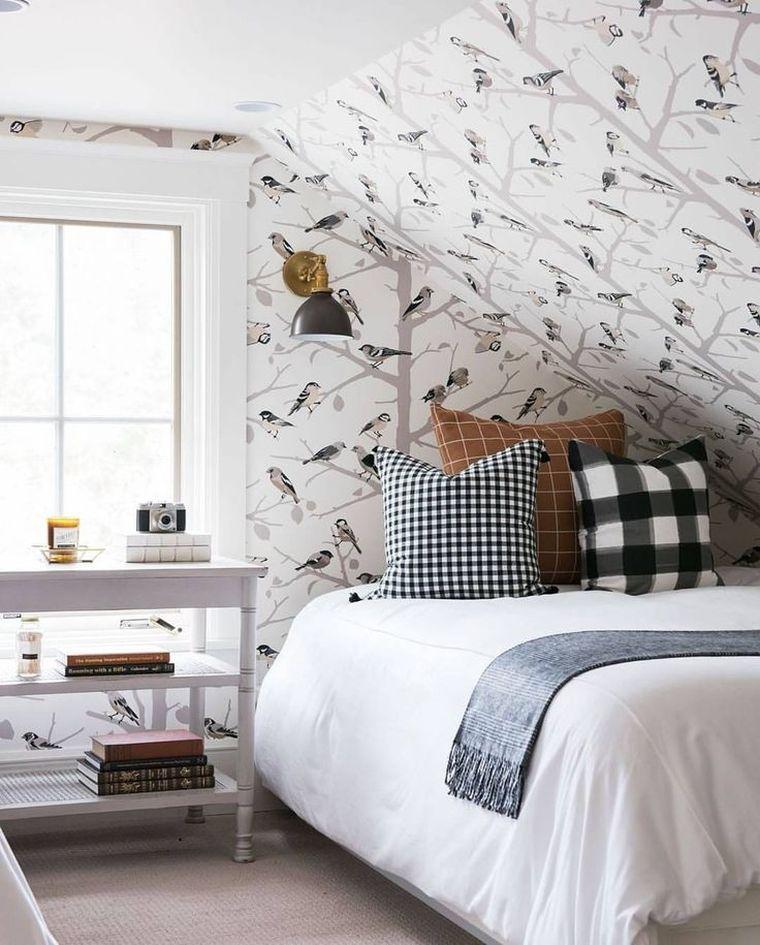 papier peint pour la chambre