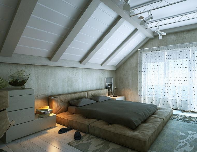 design de chambre contemporaine