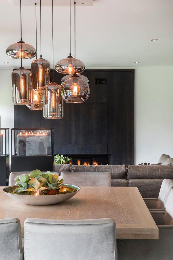 décorer la table des maisons