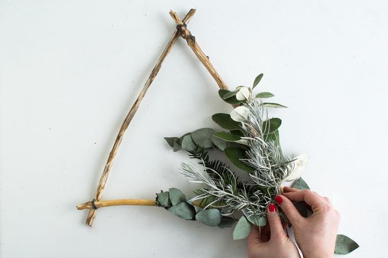 couronne-idées-plantes-décorer