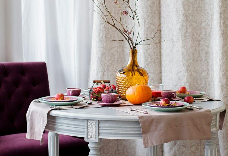 décorations-pour-maisons-automne-table-redimensionné