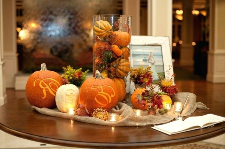 idées de table-deco-automne