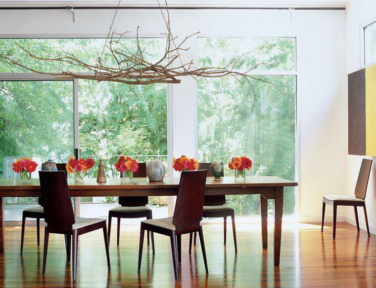 décoration-intérieur-confortable-salle à manger