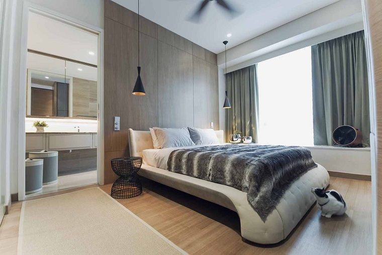 decoration interieure-cosy-chambre-moderne
