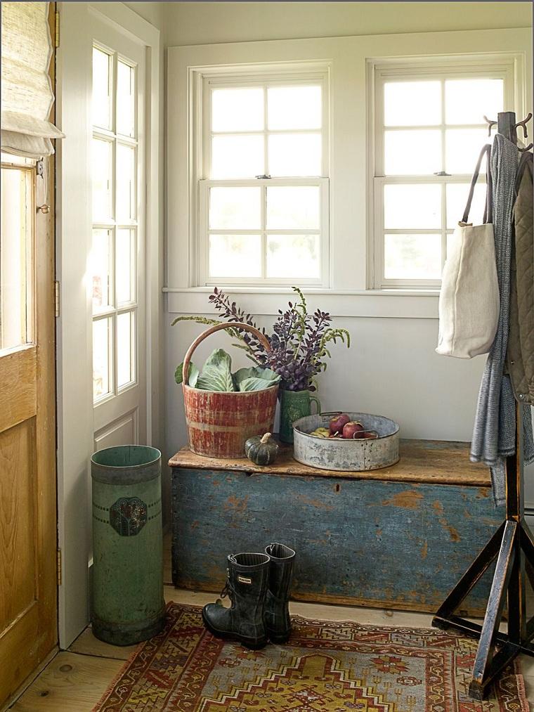 décoration intérieure-confortable-entrée-maison