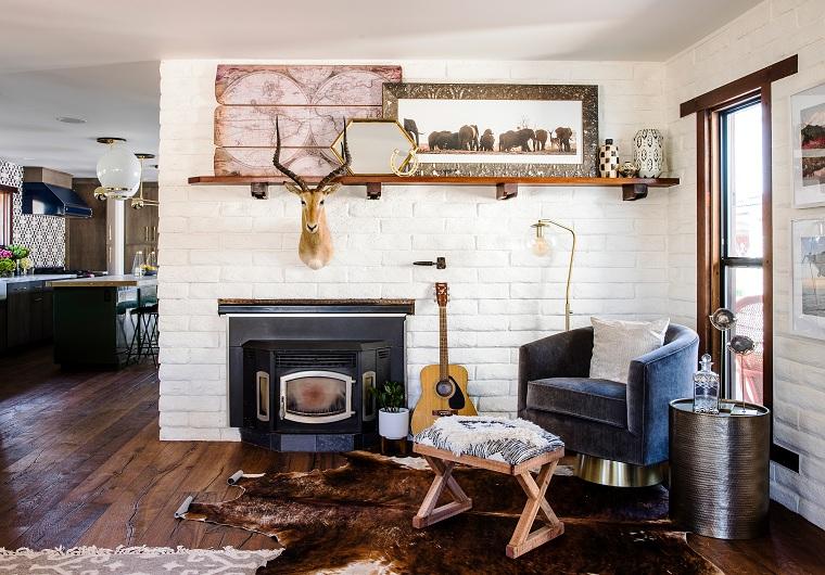 décoration-interieur-cosy-salle-cheminee