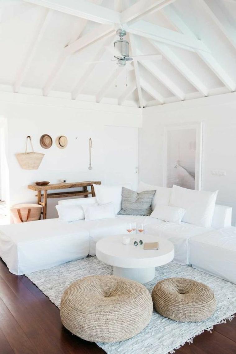 décoration intérieure de style côtier