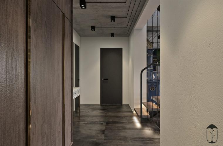 décoration de salle minimaliste