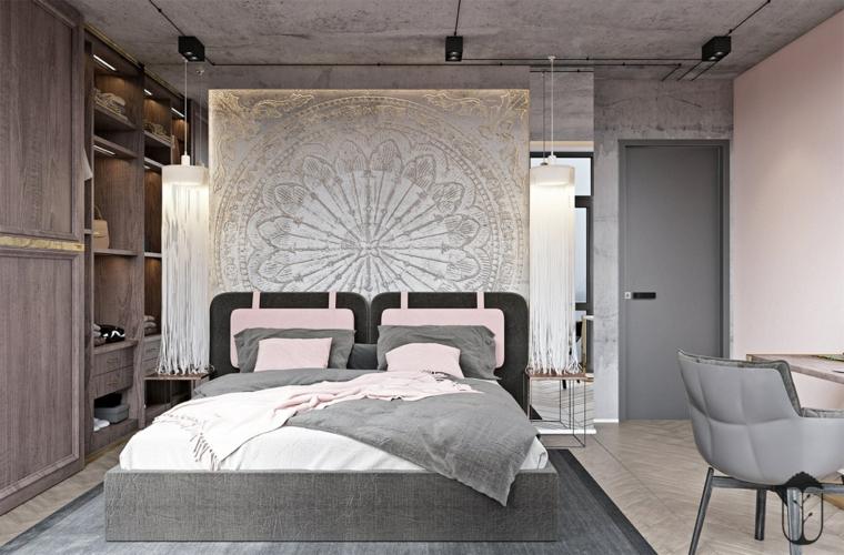 chambre-rosa-estilo-morroquí