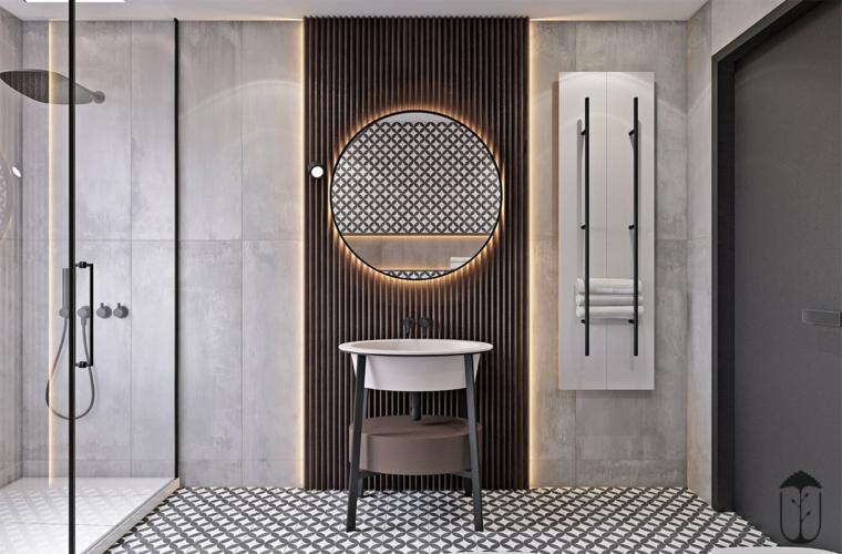 coiffeuse de décoration minimaliste