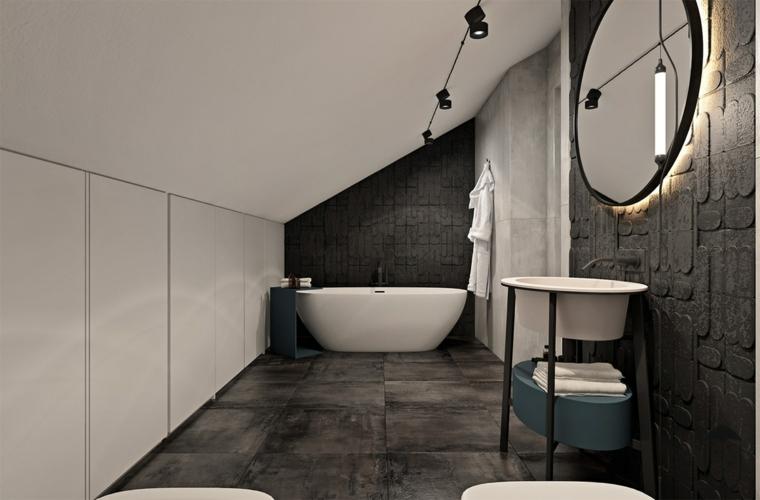 décoration-minimaliste-salle de bain