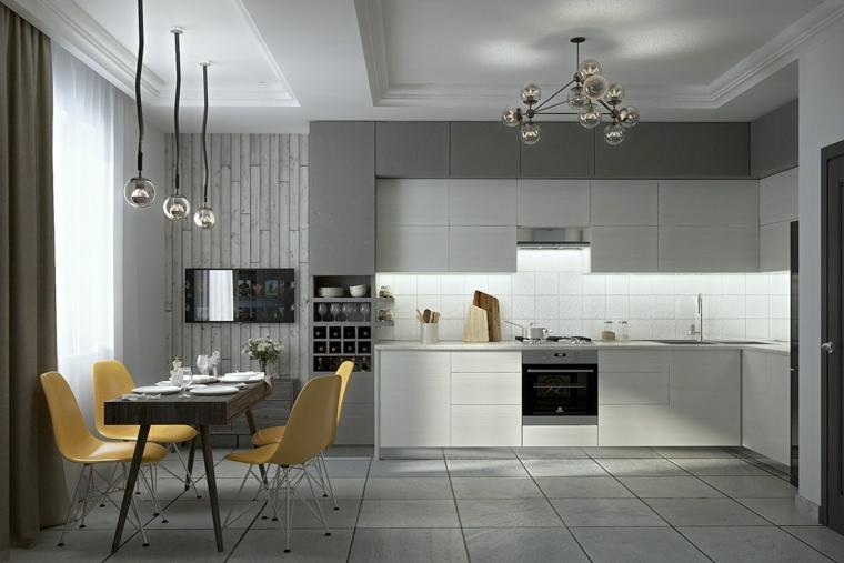 cuisine-salle à manger-design