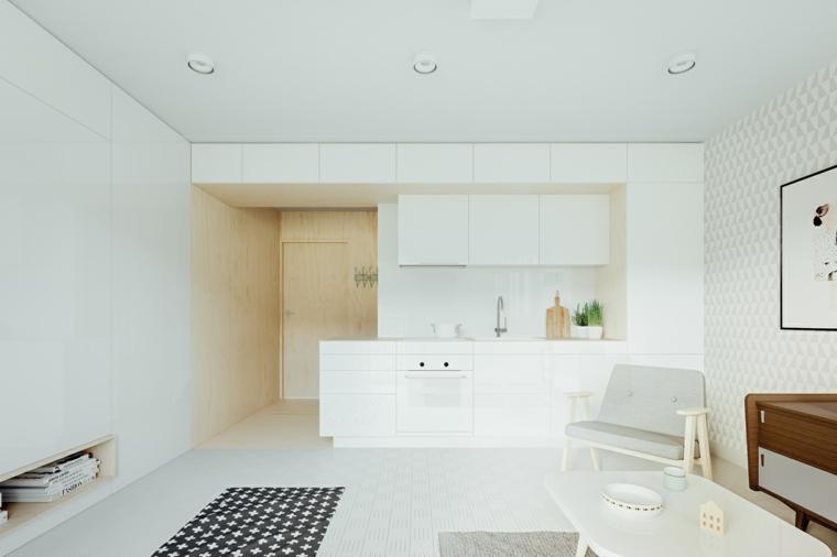design-cuisine-minimaliste-blanc