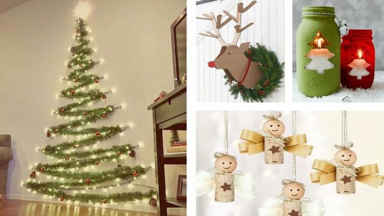 Idées de bricolage pour la décoration de Noël
