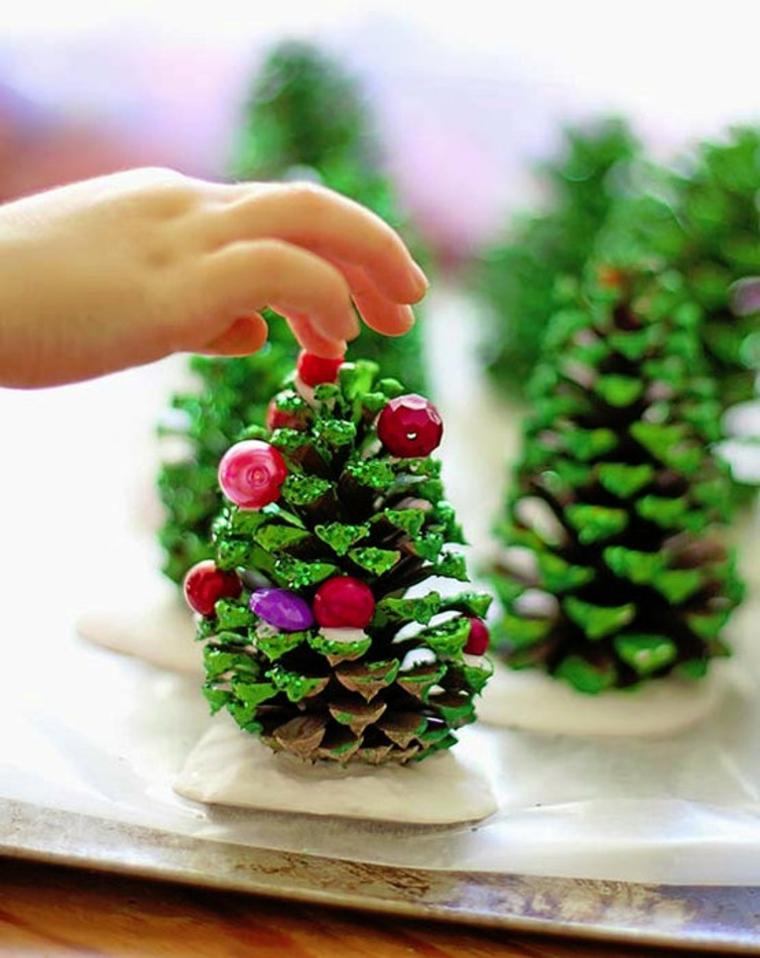 Beaux ornements de Noël bricolage