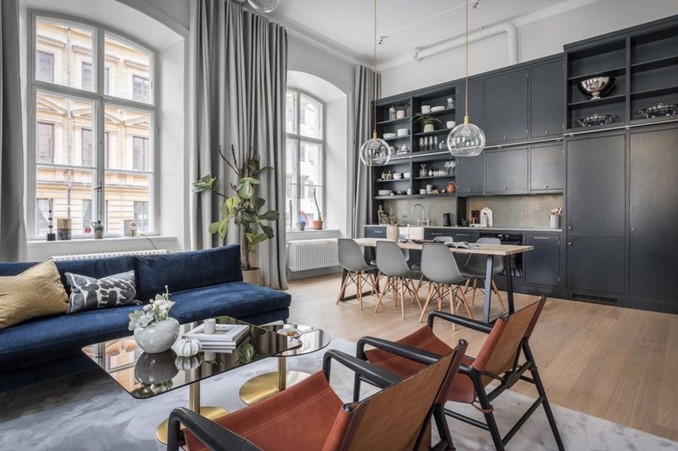 cuisine-diner-idees-design-moderne-appartement