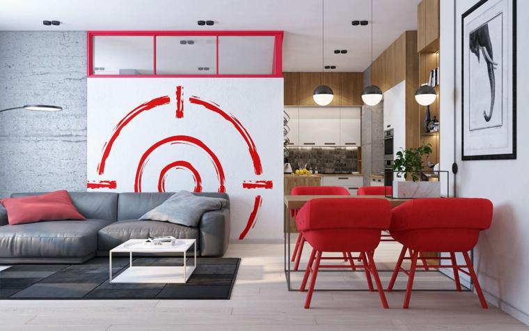 combinaison-gris-rouge-design-interieur