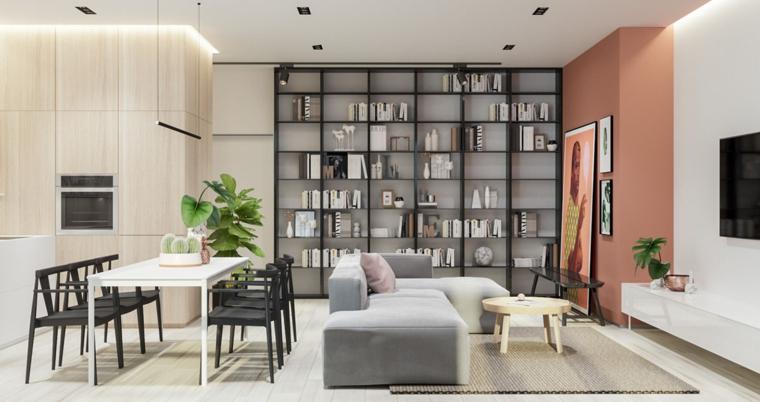 décoration des chambres et des étagères