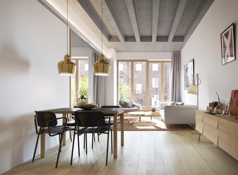 décoration des salles et des salles à manger-lampes-suspensions